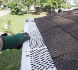 gutter guard Flemington
